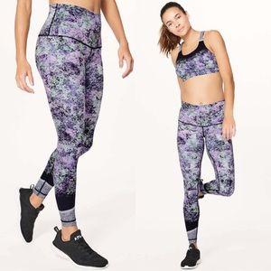 lululemon athletica Pants - Lululemon Wunder Under Nulux Tights - Size 8
